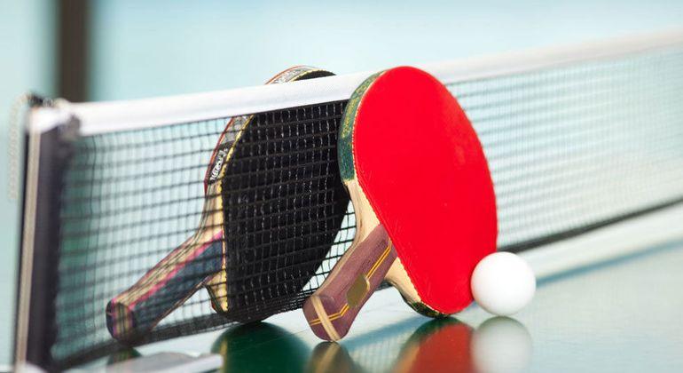 Настольный теннис в Затоке ? Радуга